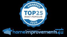 HomeImprovements4u Most Popular 2020 Award